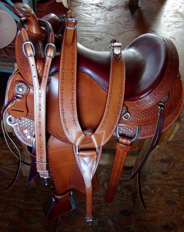Mule Saddles For Sale @ Missouri Mule Company | Trail Saddles For Sale
