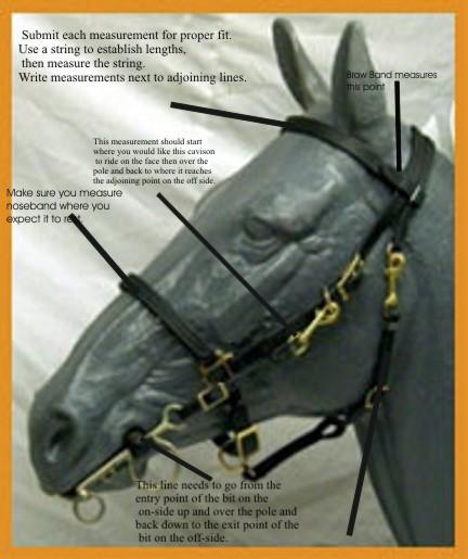 Handmade Amish Tack - Amish Mule Tack - Amish Horse Tack - Amish ...