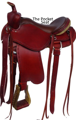 Mule Saddles For Sale @ Missouri Mule Company | Trail
